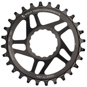 Wolf Tooth Chainring DM Race Face Cinch black